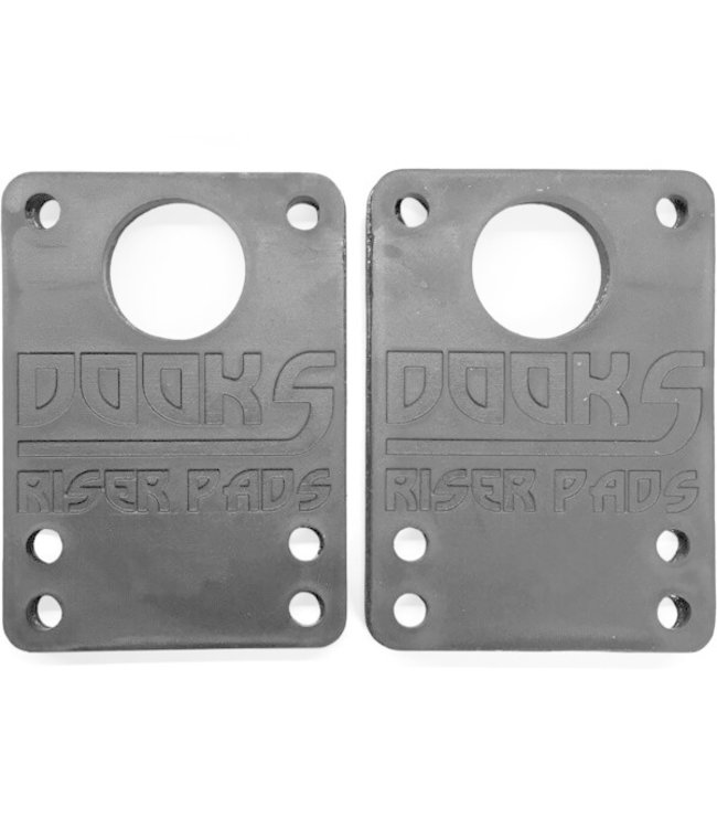 "Dooks 1/2"" Hard Riser (Set of 2)"