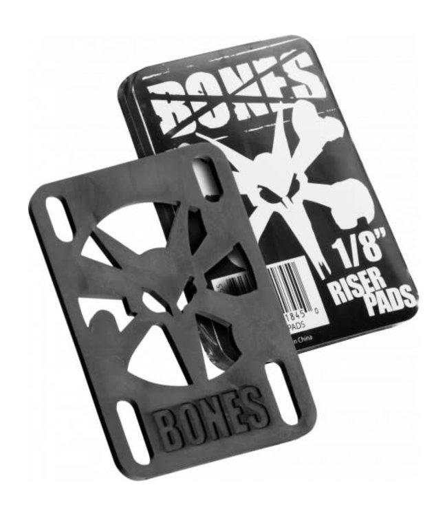 BONES RISER  .125''  Black