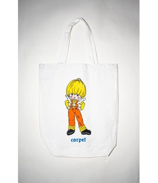 Carpet Carpet BBYBOI Tote Bag