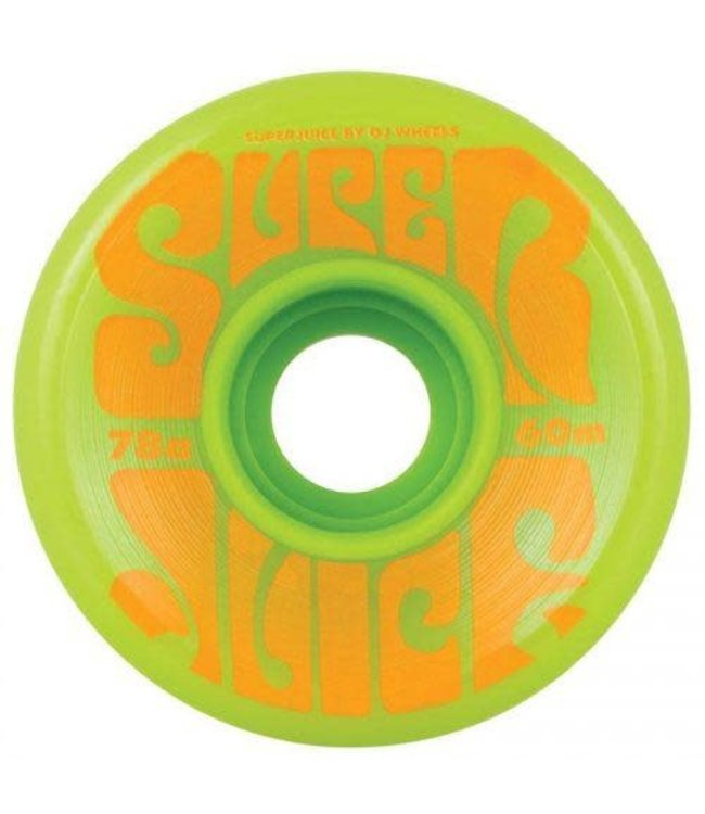 OJ Super Juice Green 78a 60mm