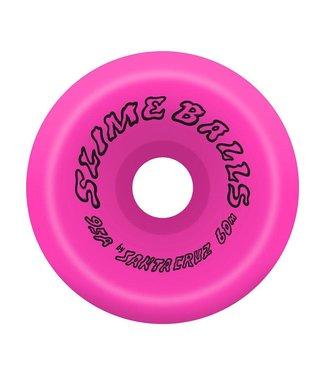 Slime Balls  Scudwads Vomits Neon Pink 60mm 95a