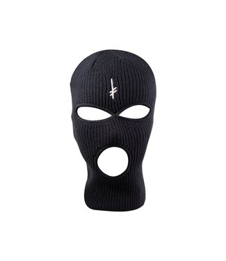Deathwish Gang Logo Navy Ski Mask