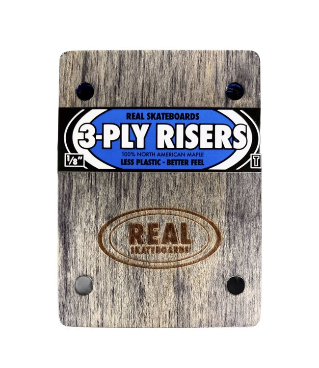 REAL RISER 3-PLY  THUNDER