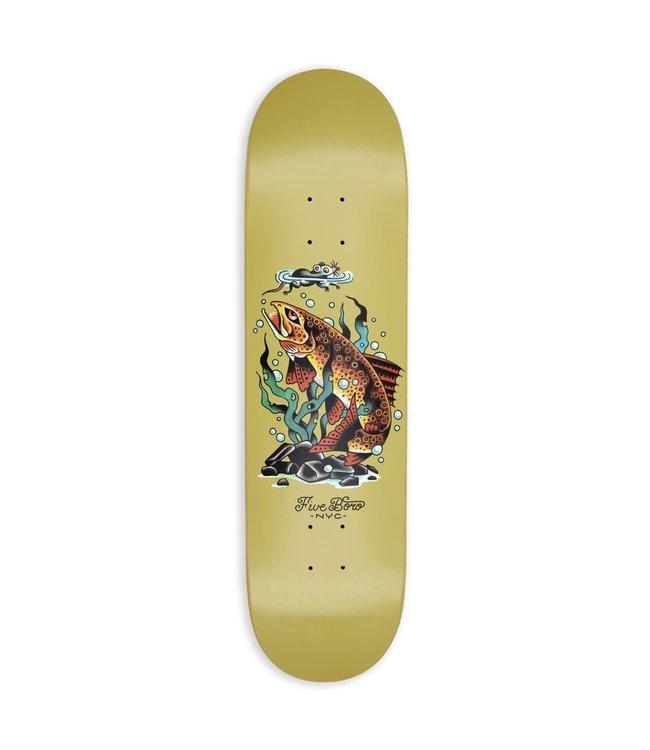 5Boro deck  Fish Trout 8.25
