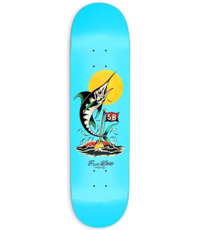 5Boro deck  Fish Marlin 8.0