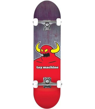TOY MACHINE MONSTER MINI COMPLETE 7.37