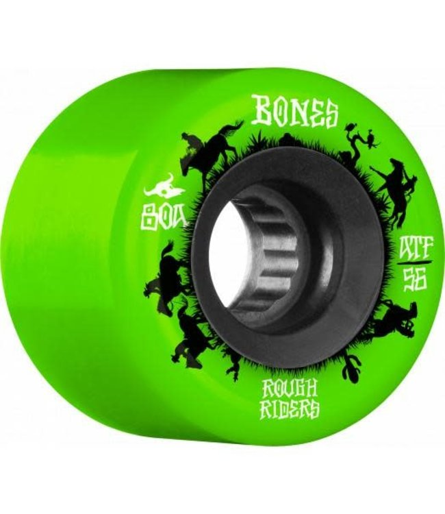 Rough Riders Wrangler 59mm Green