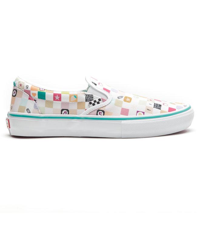 Vans MN Skate Slip-On LTD (FROG) White