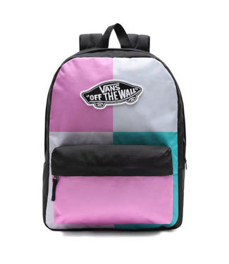Vans VANS WOMENS REALM BACKPACK ORCHID/PATCHWORK ORCHID