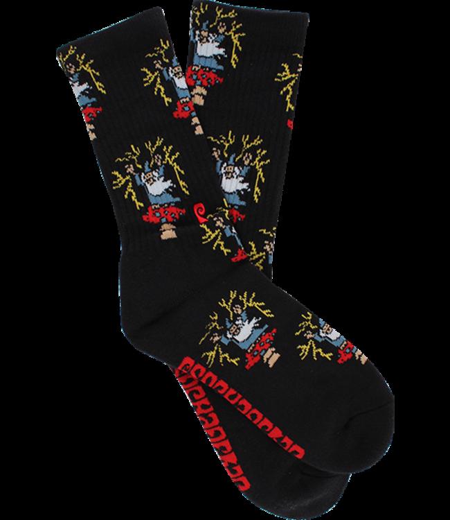 Psockadelic Sock  The Wizard Psock