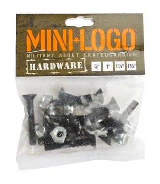 "Mini Logo Hardware 1.5"""