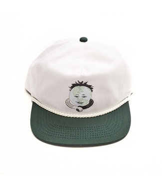 Baker Kaders World White Snapback
