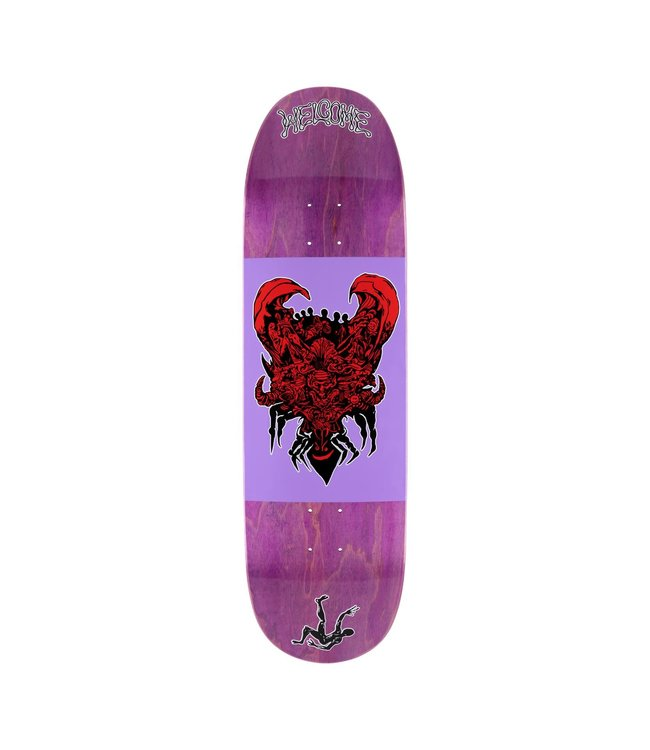 Welcome Deck MENAGERIE ON BACULUS 2.0 PURPLE STAIN