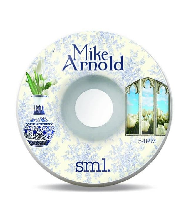 SML Wheels  Still Life - Mike Arnold - OG Wide 99a - Mike Arnold 54 mm