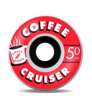 SML SML Wheels  Coffee Cruisers (Charcoal) - 78a - Charcoal 50 mm