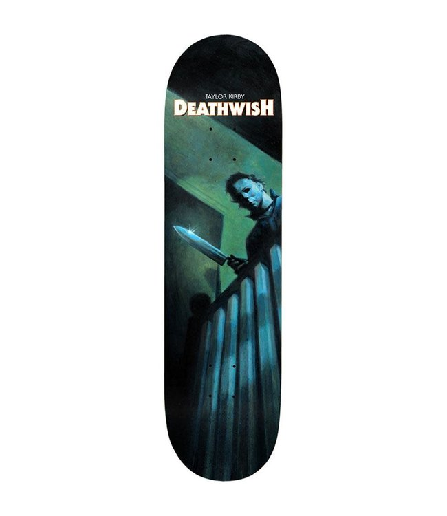 Deathwish Deck  TK Boogey Man 8.0
