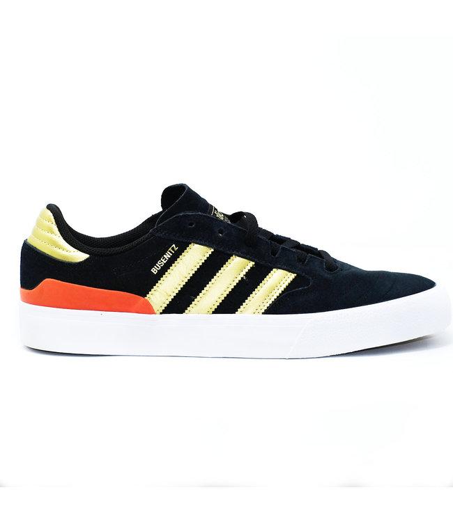adidas Busenitz Vulc II CBLACK/GOLDM