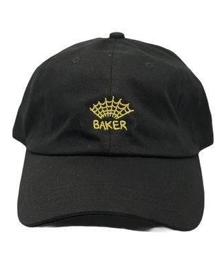 Baker Web Black Dad Cap