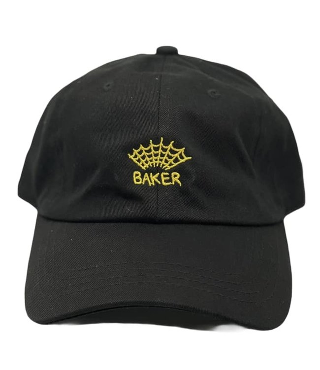 Baker Web Black Dad Cap