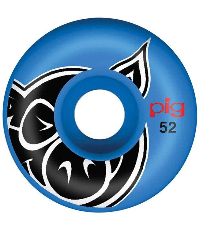 Pig head Wheels  Proline Blue 101a 52