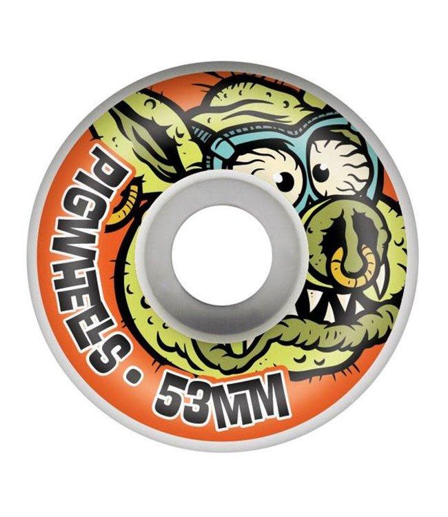 Pig head Wheels  Proline Toxic 101a 53