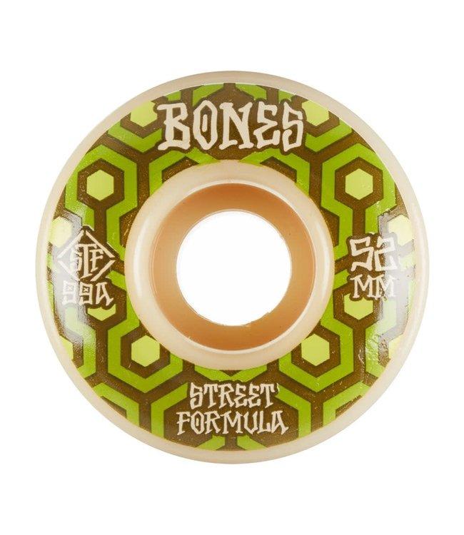 Bones STF Retros V1 99A 52mm