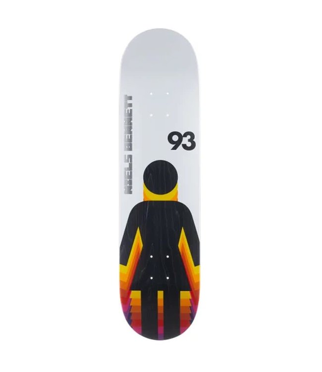 Girl Deck  Bennett Future OG 8.125
