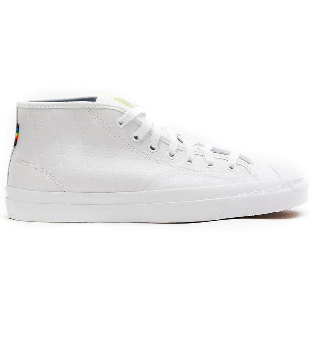 Converse JACK PURCELL PRO MID WHITE/CHAMBRAY BLUE  170944C