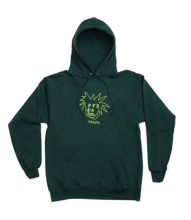 PSPLIFFF Hoodie Green