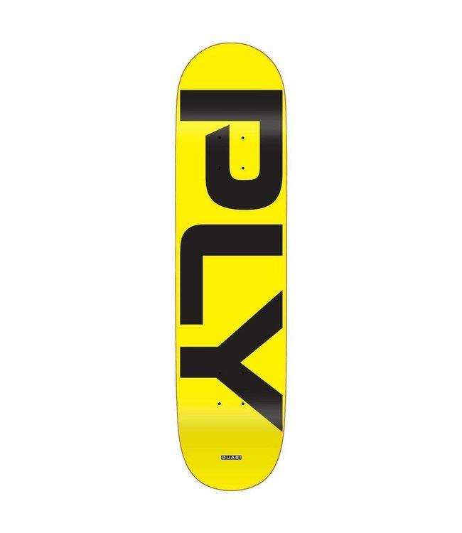 Quasi Deck  TM Ply Yellow 8.375