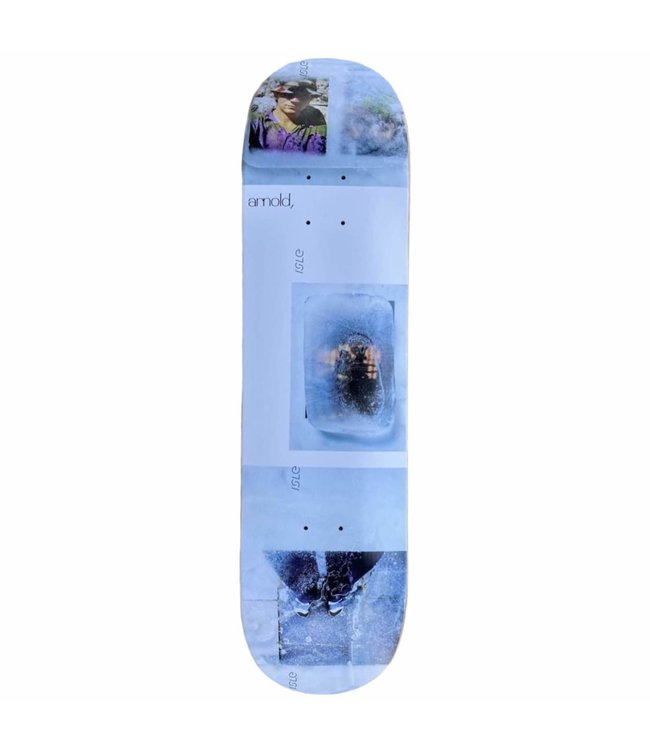 Isle Deck  FREEZE SERIES MIKE ARNOLD 8.25