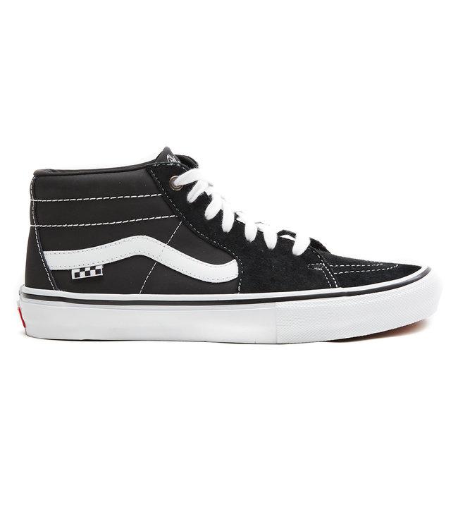 Vans MN Skate Grosso Mid BLACK/WHITE/EMO/BLACK VN0A5FCG625
