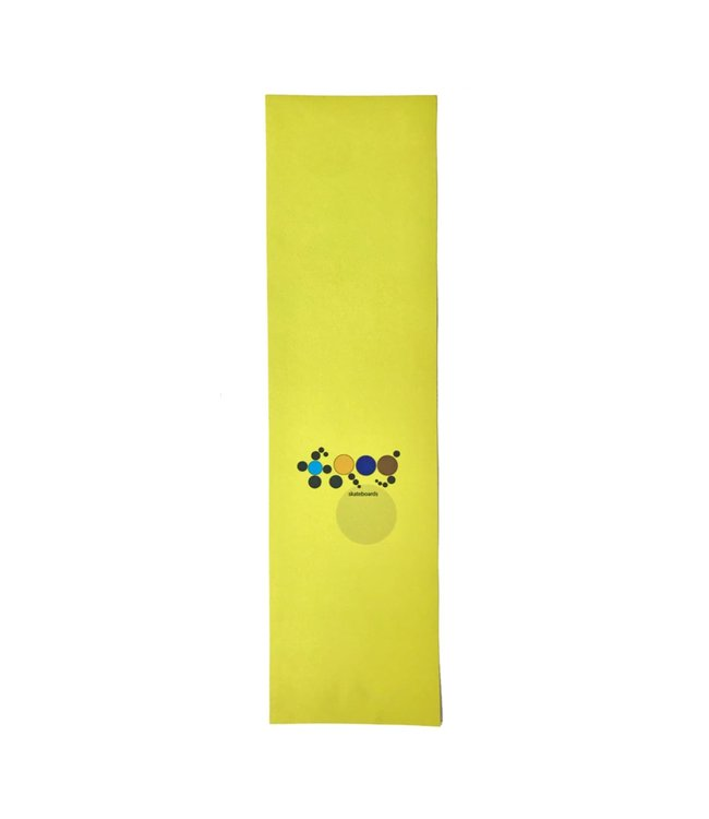 Frog Griptape Yellow