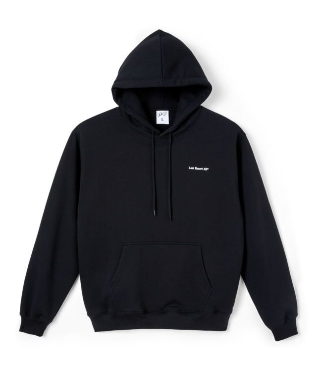 Last Resort Stick It Hood (Black)