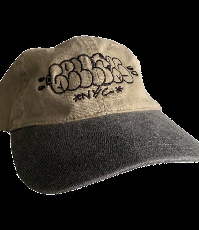 Cellie's Dad Hat Khaki/Black