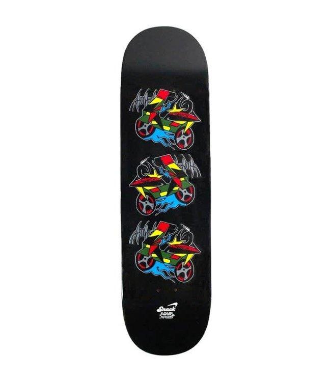 Snack Skateboards Deck  Krebs Scooter 8.5