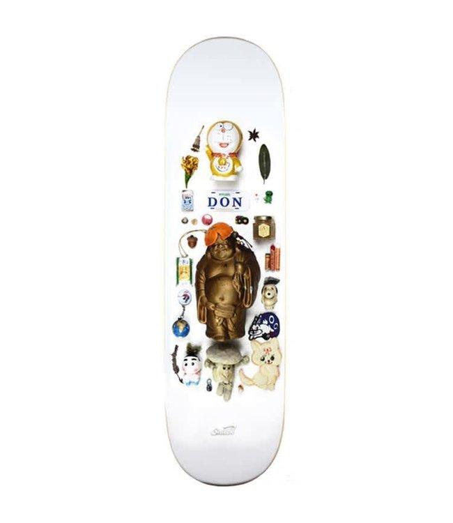 Snack Skateboards Deck  Krebs Bay's Room 8.5
