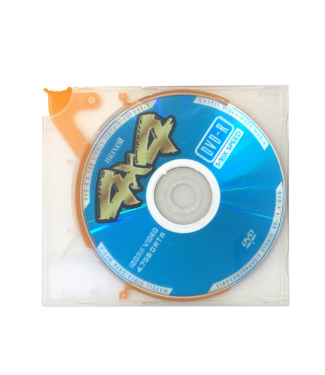 4X4 DVD