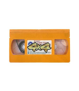 Shit4Brainz 4X4 VHS