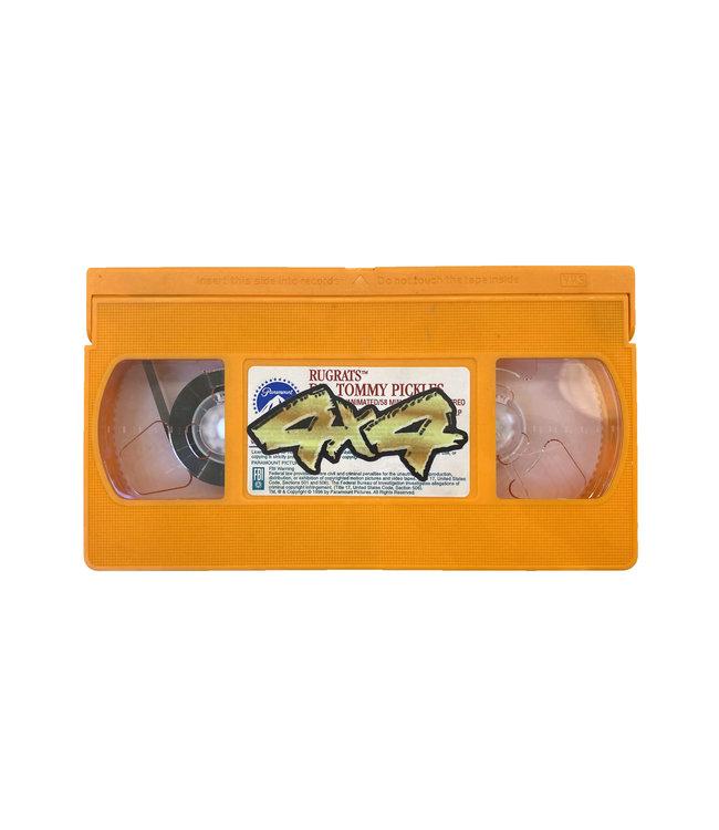 4X4 VHS