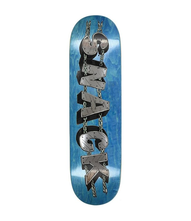 Snack Skateboards Deck  GKode Chain 8.25