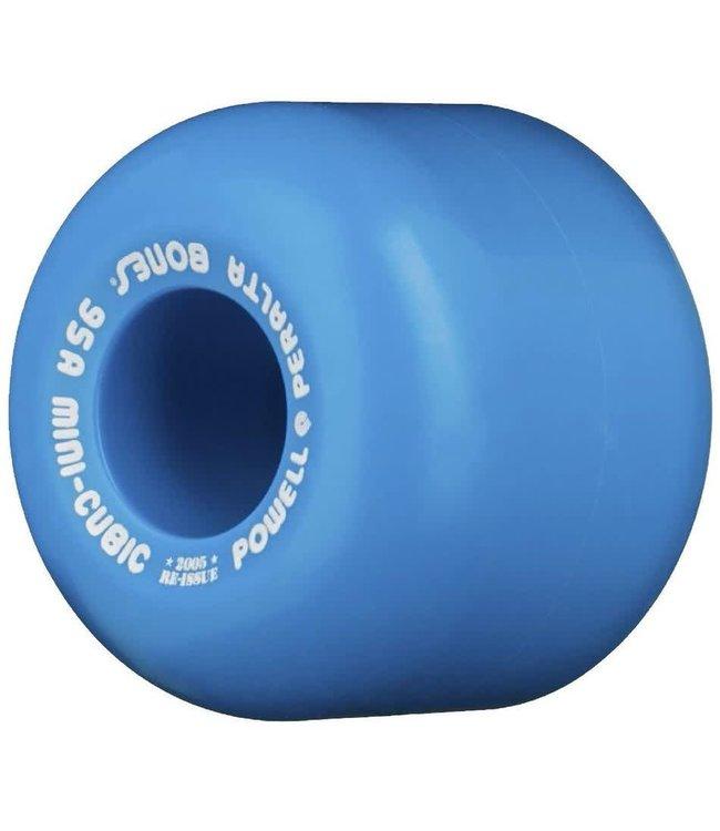 Powell Peralta Mini-Cubic 64mm 95a  Blue