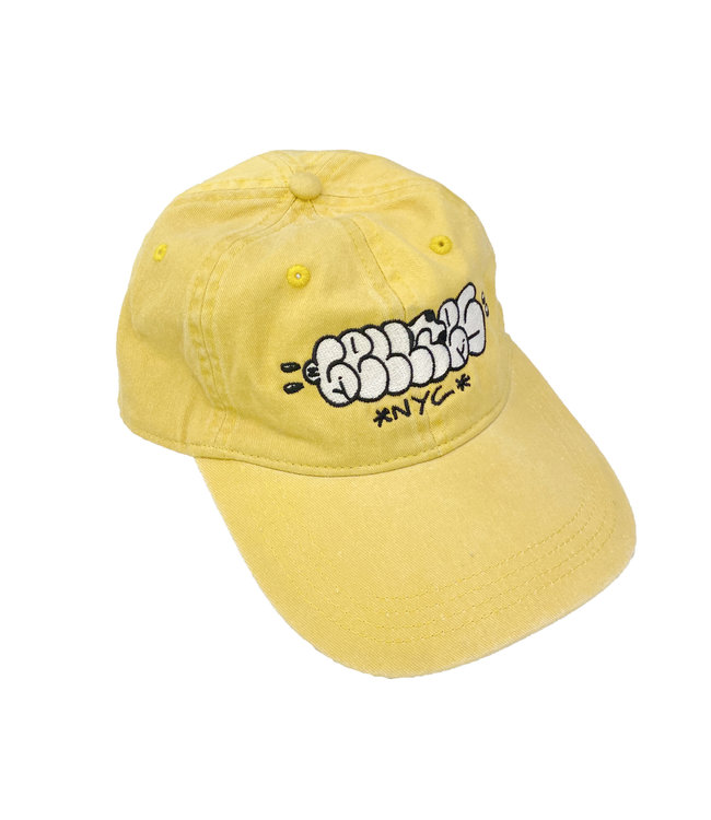 Cellie's Dad Hat Yellow