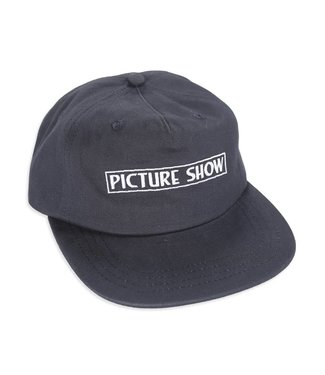 Picture Show Picture Show VHS Strapback Hat Navy