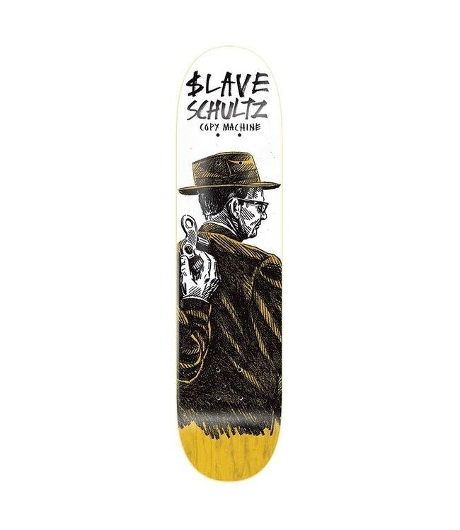 Slave deck  Schultz - Copy Machine 8.125