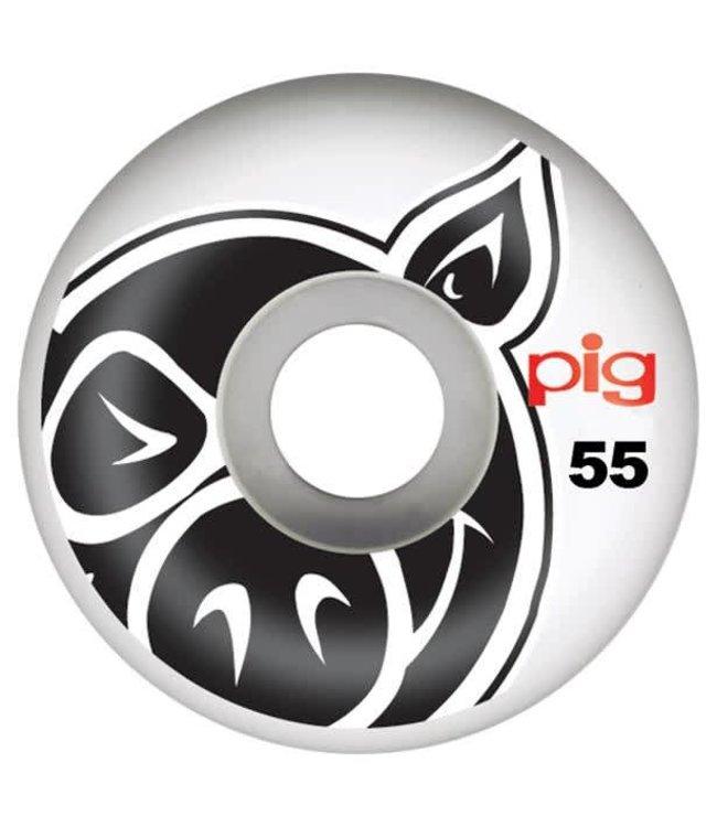 Pig Wheels  Proline Natural 101a 55