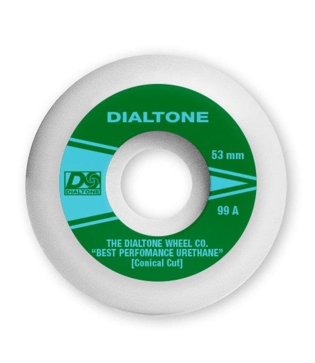 Dial Tone Wheels  ATLANTIC CONICAL 99A 53mm