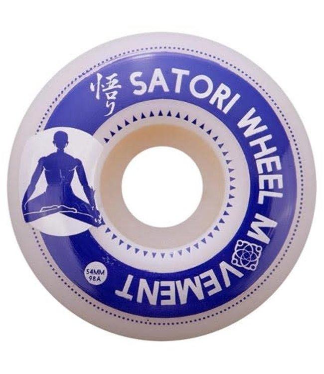Satori 54mm Meditation Series (Slim Shape) 98a Blue