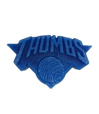Thumbs Ball Court Wax Blue