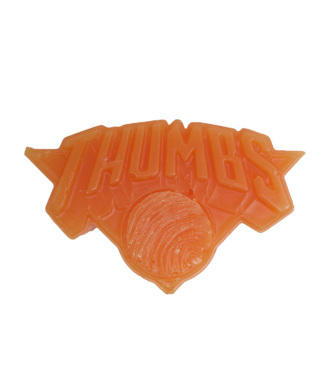 Thumbs Ball Court Wax Orange